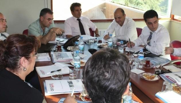TURKLAB, Sebze Meyve Hali ve Pestisit Komitesi Toplantısı Yapıldı