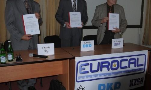 EUROCAL Avrupa Kalibrasyon Birliği