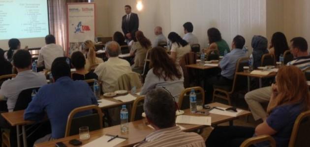 İş Sağlığı ve Güvenliği Bilgilendirme Toplantısı