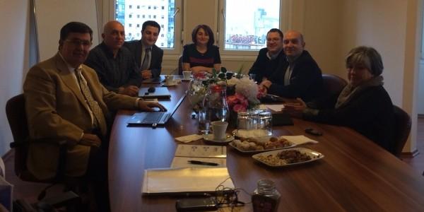 Yönetim Kurulu Toplantısı 10 Aralık 2013