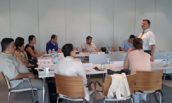 15-16 Ağustos 2014,ISO/IEC 17065:2012 Eğitimini Başarıyla Tamamladık.