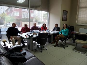 02 Aralık 2014, Kalibrasyon Komite Toplantısı gerçekleştirildi.