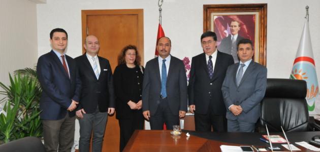 İstanbul İl Gıda Tarım ve Hayvancılık Müdürlüğü Ziyareti