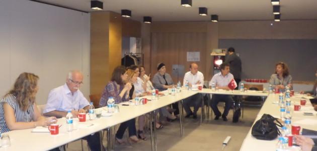 """TURKLAB """"Gıda Komite"""" toplantısı gerçekleştirildi."""