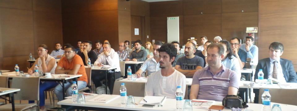 22 Haziran 2015, İSG Sektör Paylaşım Toplantısı