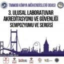 3. ULAG Ulusal Laboratuvar Akreditasyonu ve Güvenliği Sempozyumu ve Sergisi