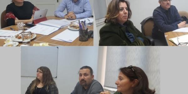 Kalibrasyon Komitesi 3 Mart 2016 Toplantısı