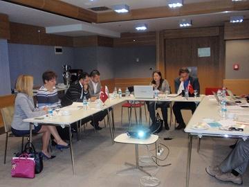 16 Kasım 2016, TURKLAB Yönetim Kurulu Toplantısı