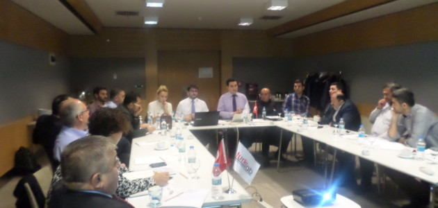 09 Kasım 2016, Çevre Komite Toplantısı