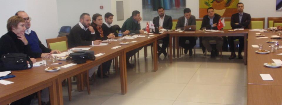 TURKLAB Gıda Komite Toplantısı 17 Ocak 2017
