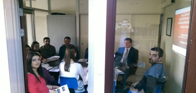 Kalibrasyon Sertifikalarının Değerlendirilmesi Eğitimi 12 Nisan 2017