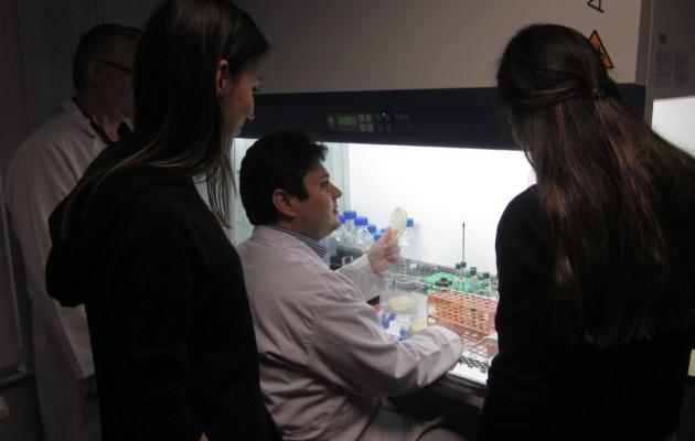 Genel Mikrobiyoloji ve Su Mikrobiyolojisi Eğitimi 23 Nisan 2017