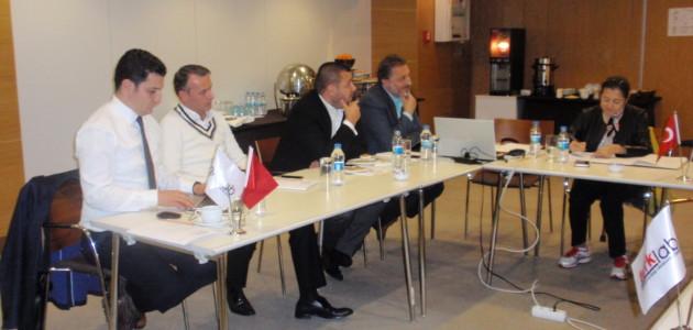 Yönetim Kurulu Toplantısı 20 Aralık 2017