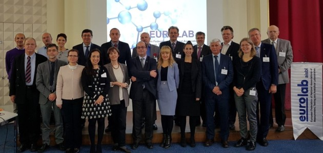 EUROLAB Üye Ülkeler Toplantısı 16-17 Kasım 2017, Paris- Fransa
