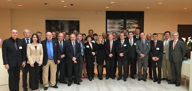 EUROLAB Genel Kurul, Bologna- İtalya 3-4 Mayıs 2017